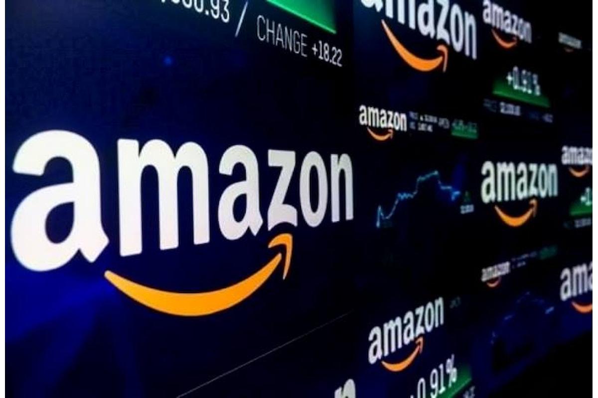 È Amazon la nuova regina delle aziende Usa per capitalizzazione