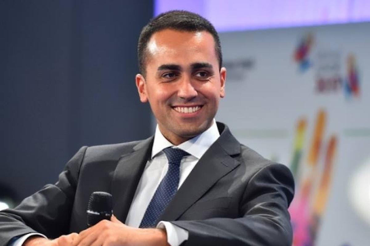 Secondo Di Maio 400 milioni serviranno a stimolare la crescita dell'Italia
