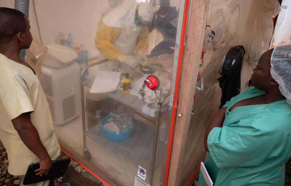 Nella Repubblica Democratica del Congo l'epidemia di Ebola da agosto 2018 ha colpito 740 persone causando 460 decessi