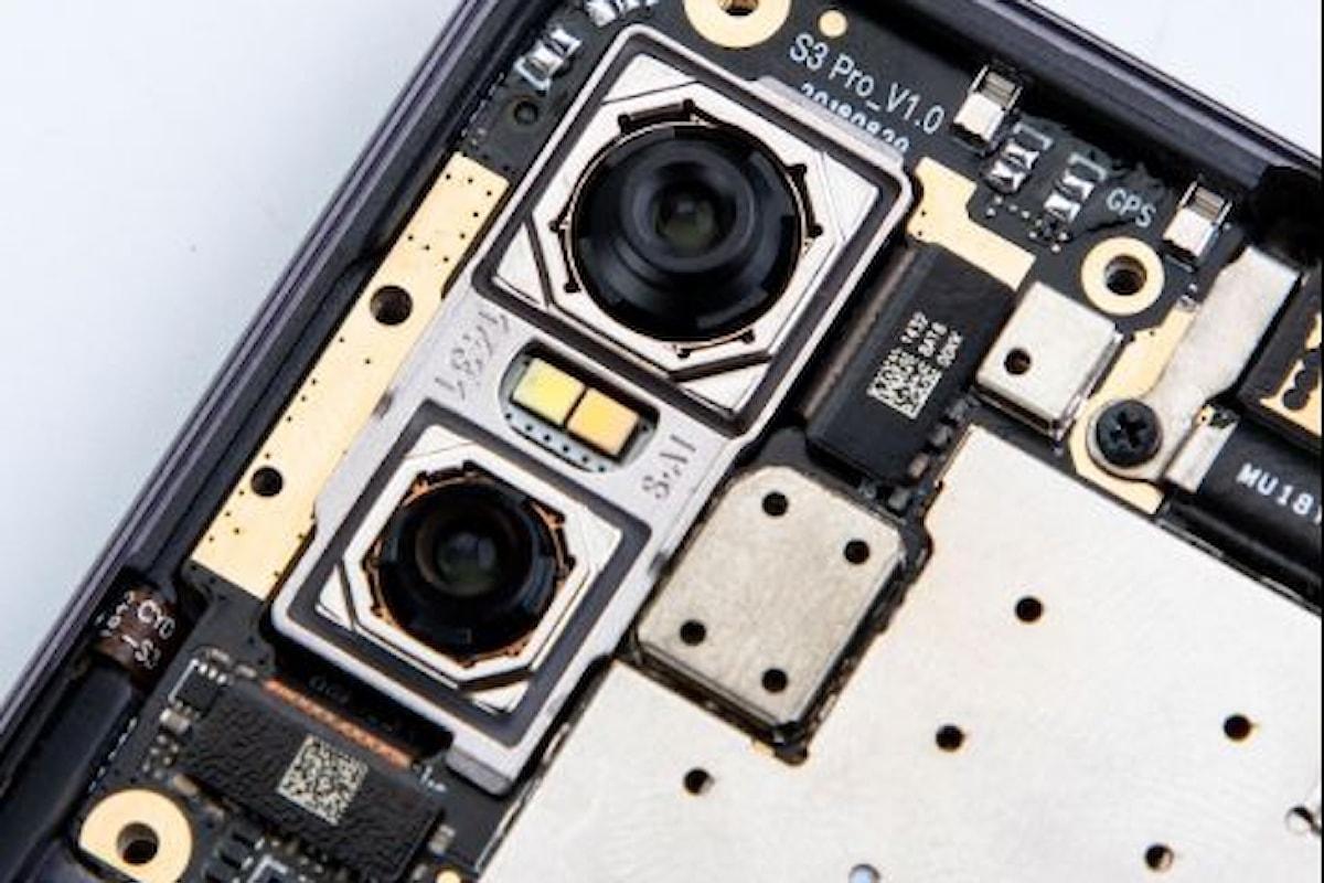 Anche UMIDIGI con il suo S3 Pro offrirà un sensore fotografico da 48MP