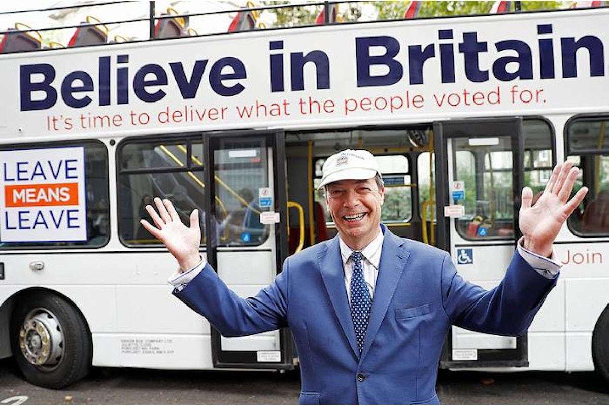 Sulla Brexit il Parlamento britannico deciderà il 15 gennaio