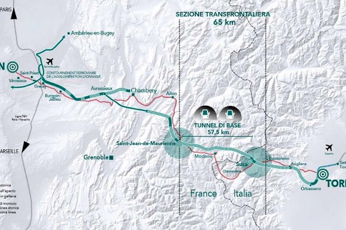 Il Tav tra Torino Lione non è conveniente. Ecco quanto costerà all'Italia rinunciare alla realizzazione dell'opera