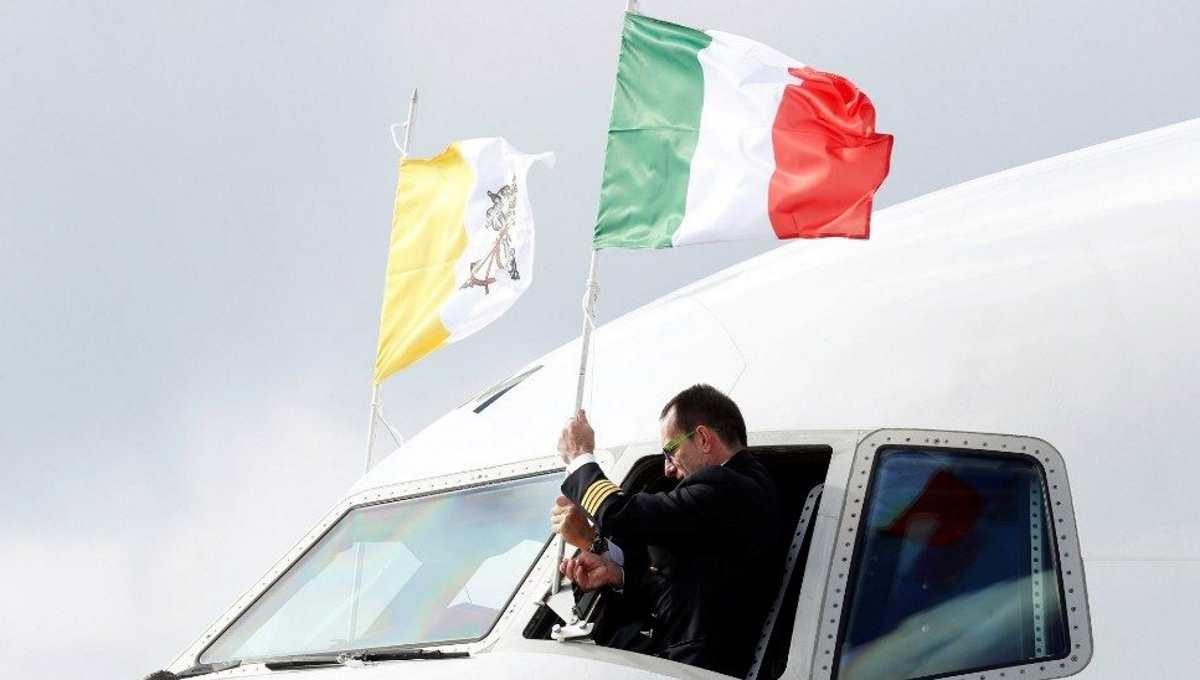 Il Papa ricorda la crisi umanitaria in Yemen prima di partire per gli Emirati Arabi