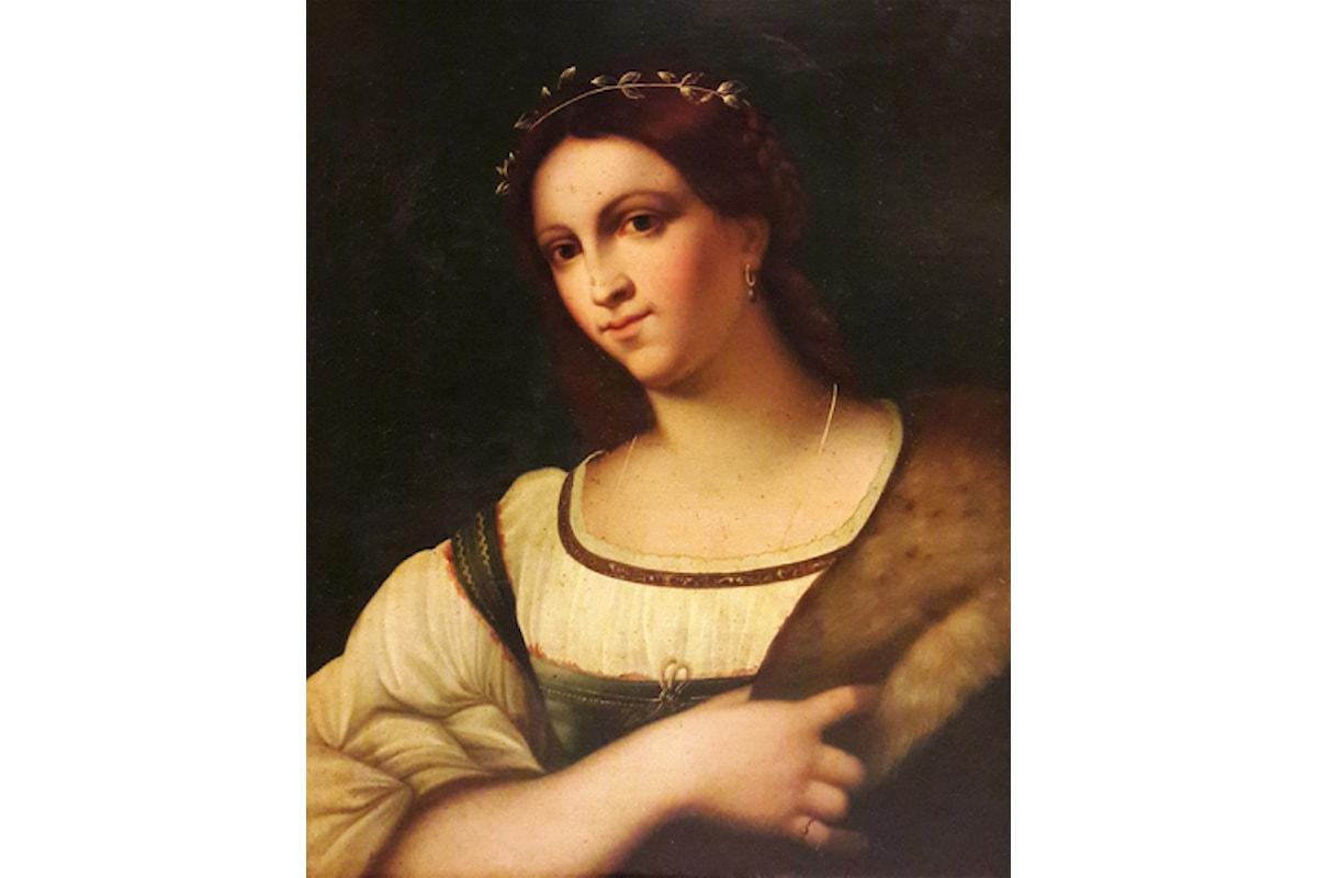 Parliamone in quindici minuti. Leggere le donne tra arte e poesia: Vittoria Colonna, la Petrarca al femminile