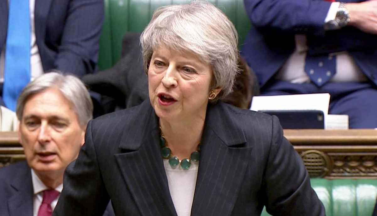 Theresa May: dimissioni in cambio del sostegno al suo accordo sulla Brexit