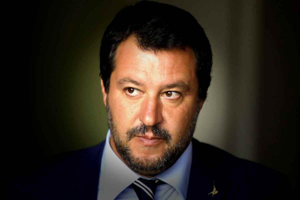 Il distratto Salvini annuncia pene più severe per gli spacciatori