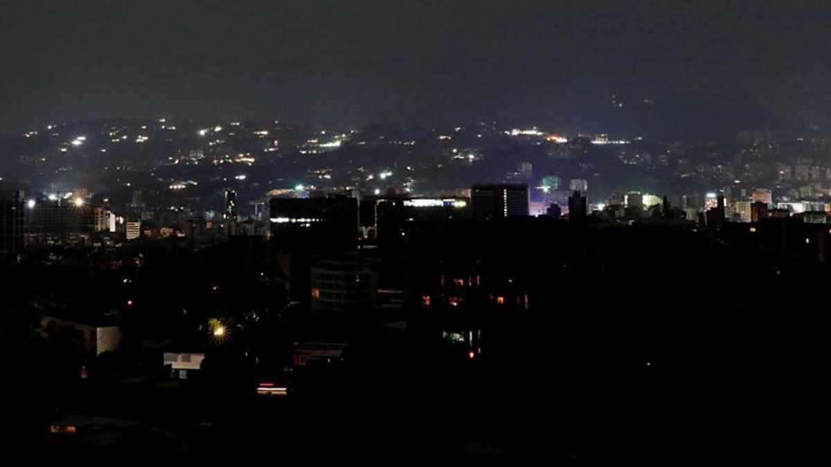 Il blackout di giovedì in Venezuela è un sabotaggio in vista della manifestazione di sabato organizzata da Guaidó?