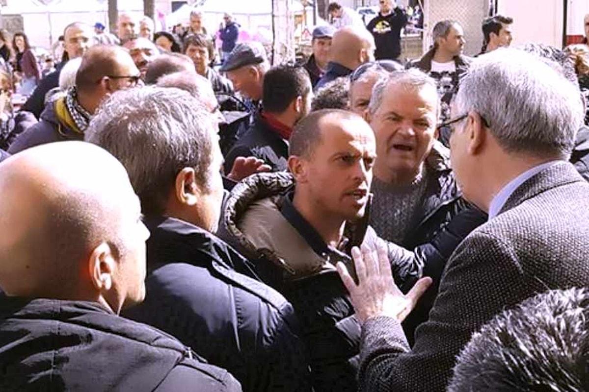 Protesta dei pastori sardi, trovata l'intesa sul prezzo del latte a 74 centesimi