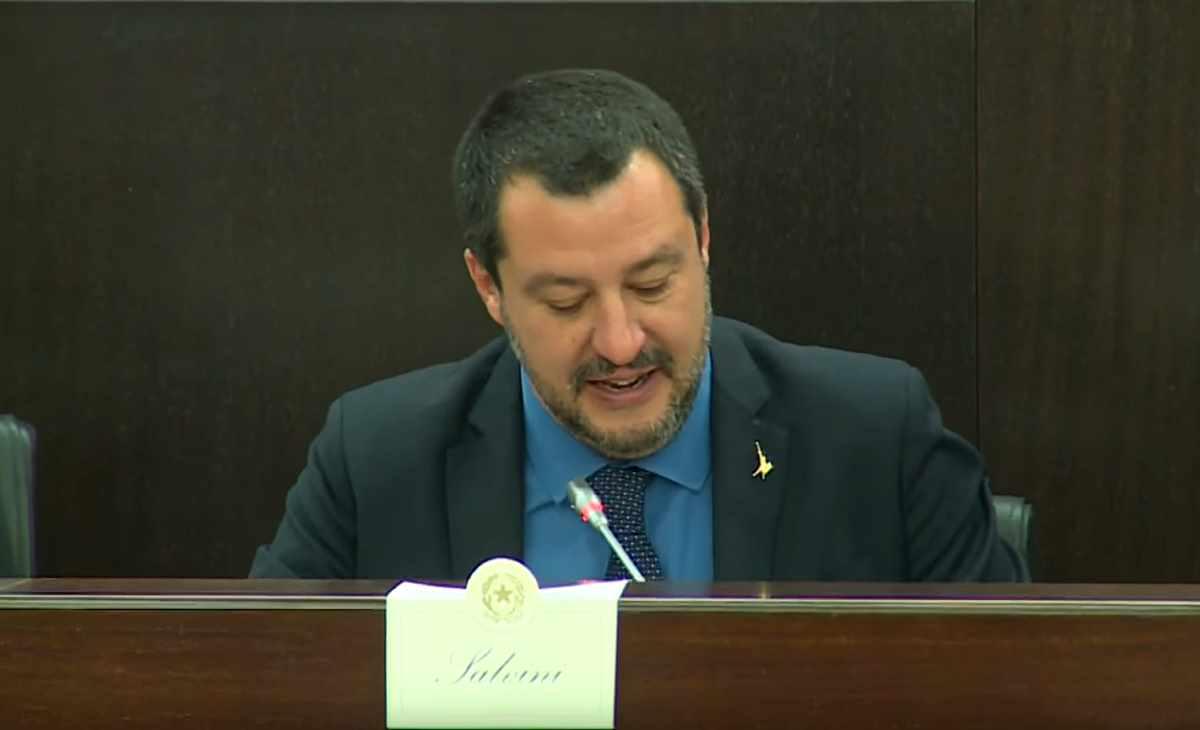 Matteo Salvini: Leonardo da Vinci? E chi c.... è?