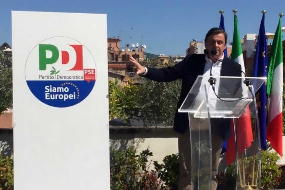 Ticket Zingaretti Calenda per le europee, il Pd si allea con Siamo Europei