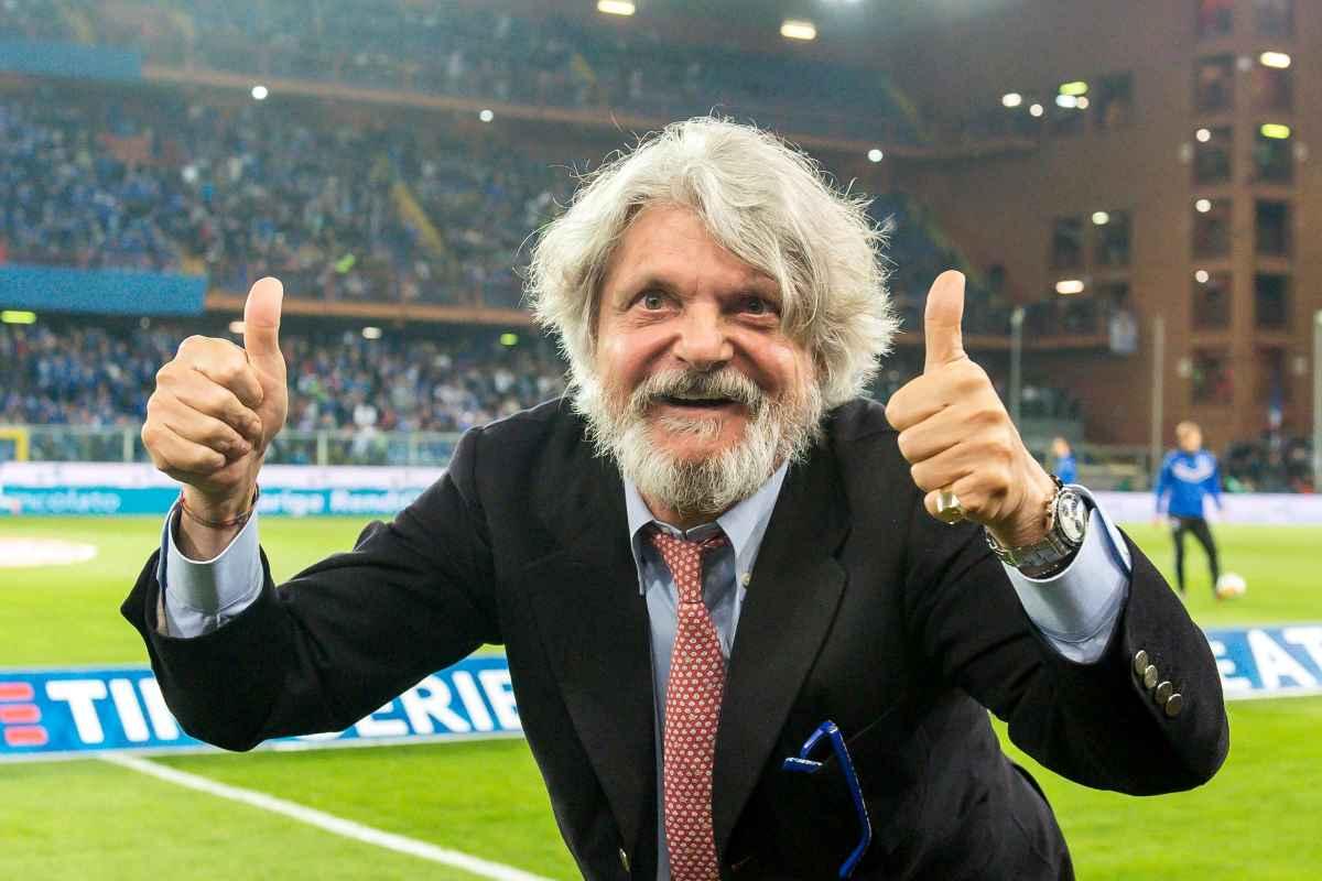 Anche Aquilor vuole acquistare la Sampdoria