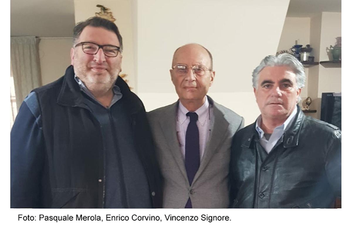 I LEONI D'ITALIA per le amministrative di Casal di Principe sostengono il candidato sindaco Enrico Corvino