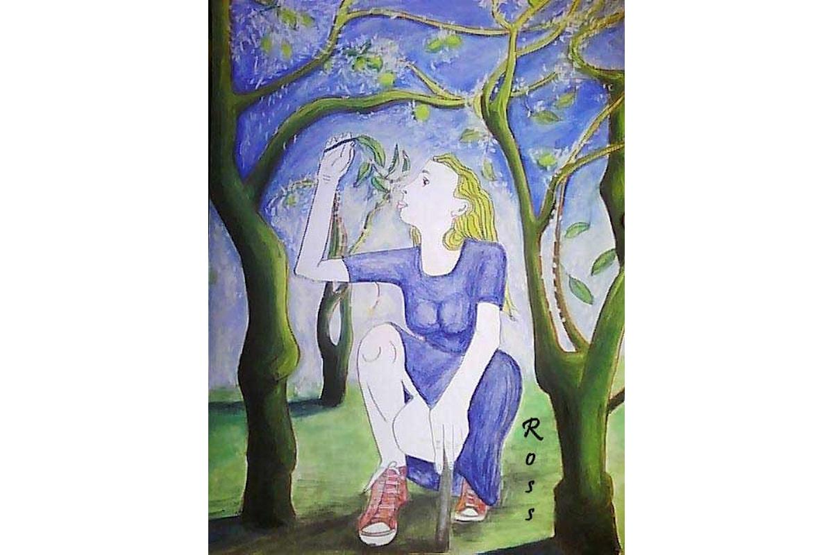 La zagara in fiore: simbolo d'amore introdotto dagli arabi, la leggenda contesa fra uomini e dei