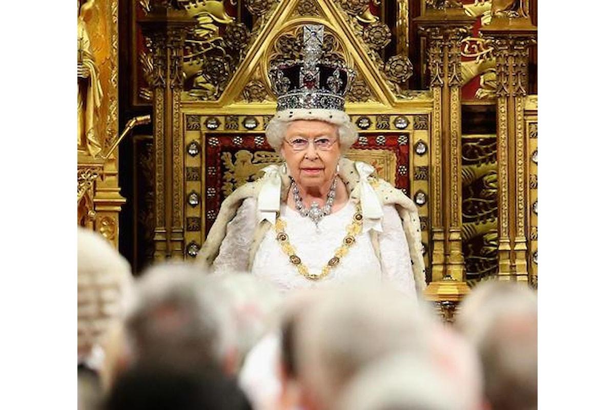 Regno Unito in festa per i 93 anni della Regina Elisabetta II