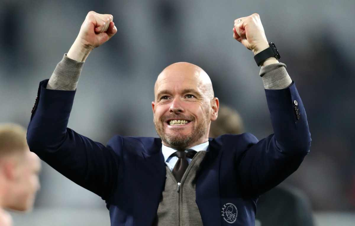 Erik ten Hag batte Allegri per 2-1 e porta l'Ajax alle semifinali di Champions
