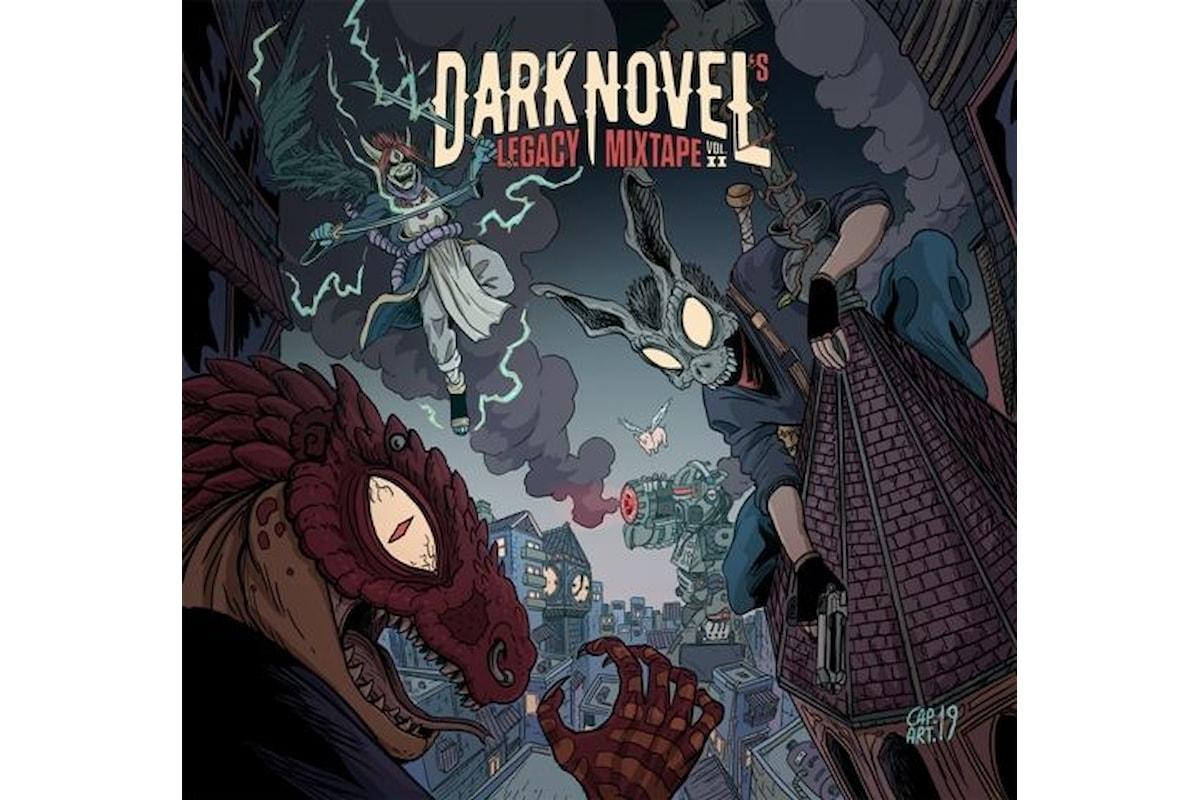 Dark Novel, dal 23 aprile Legacy Mixtape Vol.2 in free download
