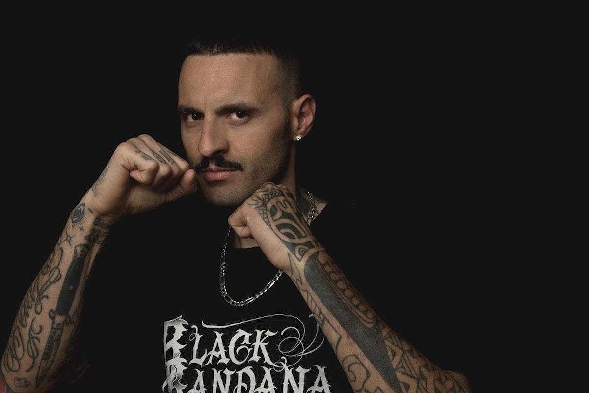 Il rapper underground Sklero Man pubblica il nuovo album e il video della title track, Controvento