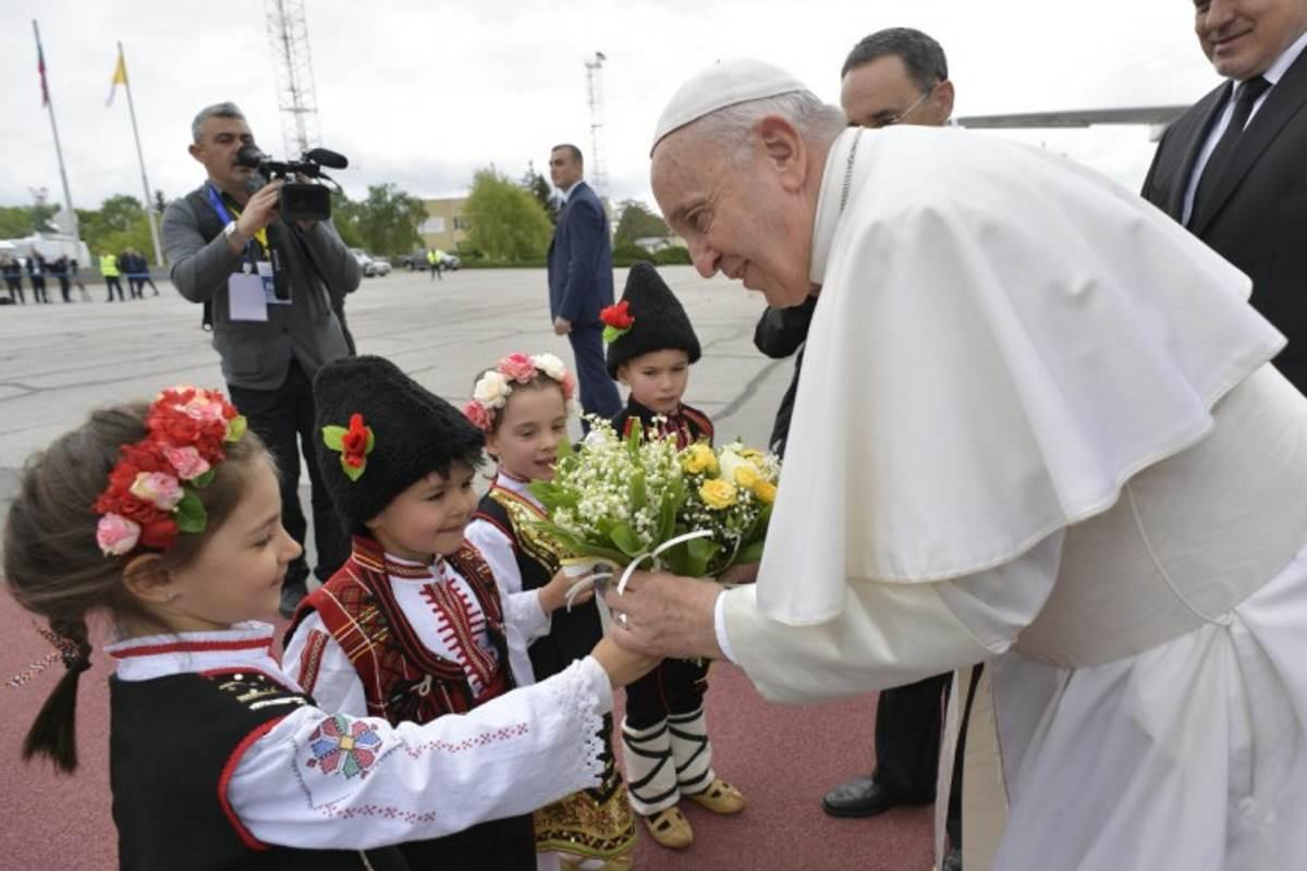 Il Papa in visita apostolica in Bulgaria e Macedonia del Nord