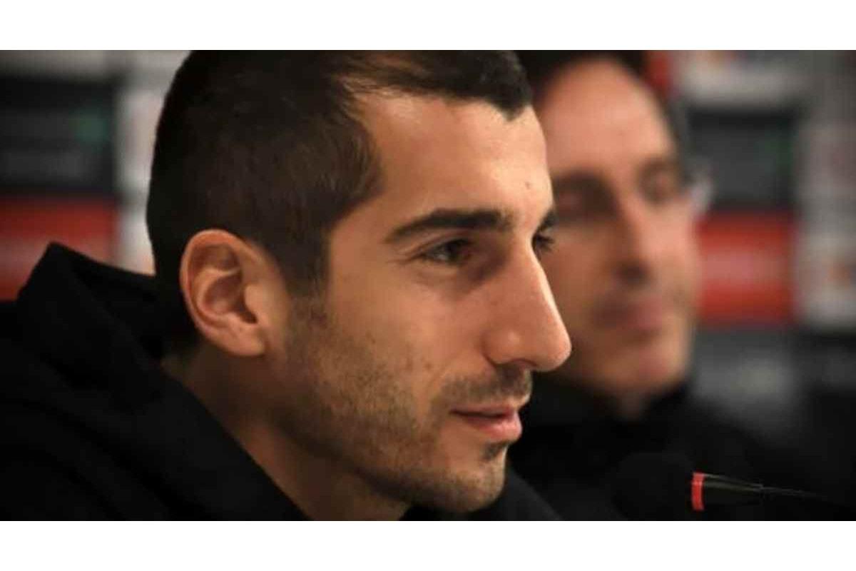 Mkhitaryan (Arsenal) non disputerà la finale di Europa League a Baku per ragioni di sicurezza
