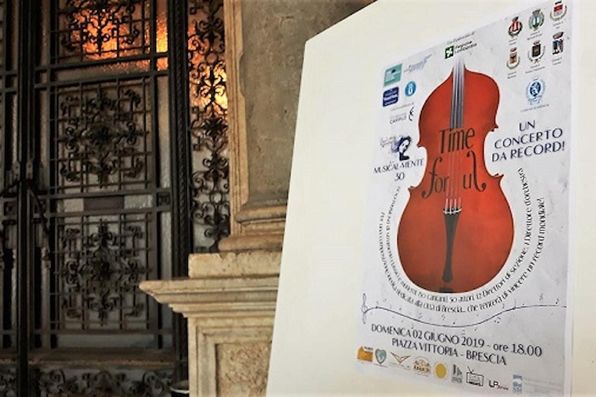 Un concerto da record per festeggiare i 30 anni di Musical Mente