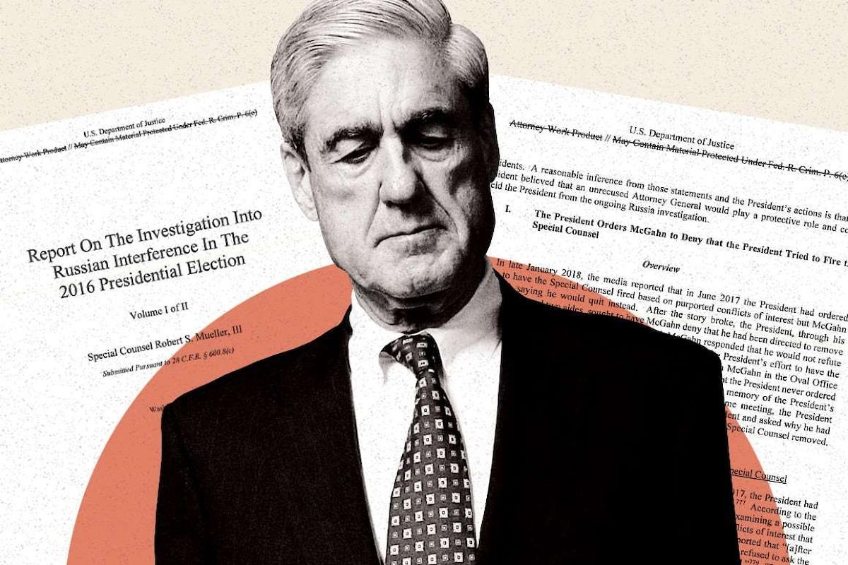Se Trump fosse stato un normale cittadino sarebbe stato incriminato sulla base del rapporto Mueller