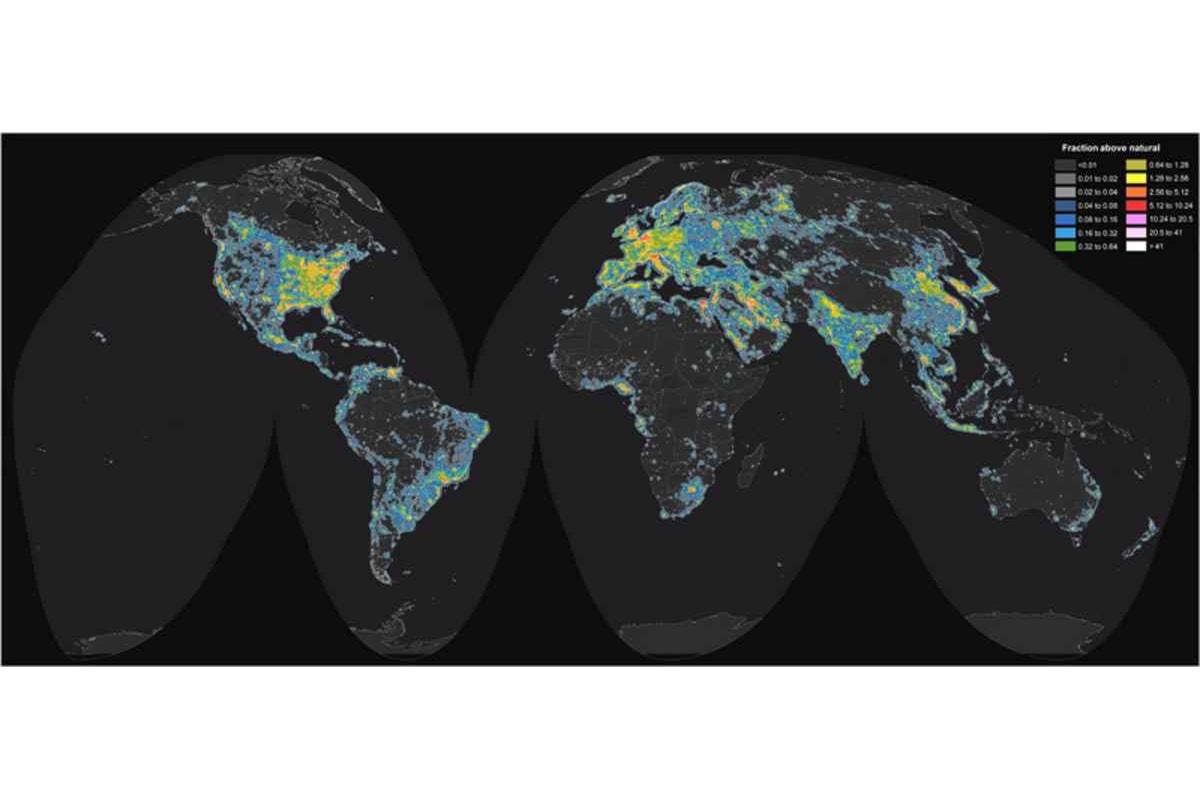 Inquinamento luminoso: Claudia Lattuada firma il logo di MISSION DARK SKY, la più importante campagna sull'inquinamento luminoso