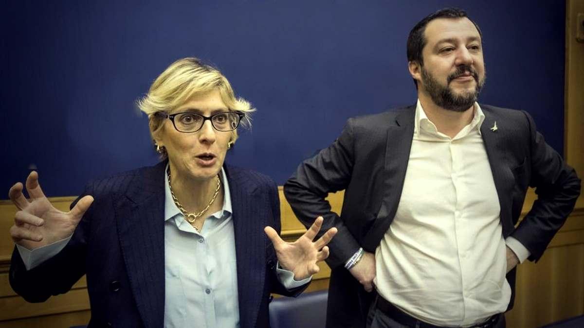 Per Salvini la magistratura deve essere subordinata al potere esecutivo