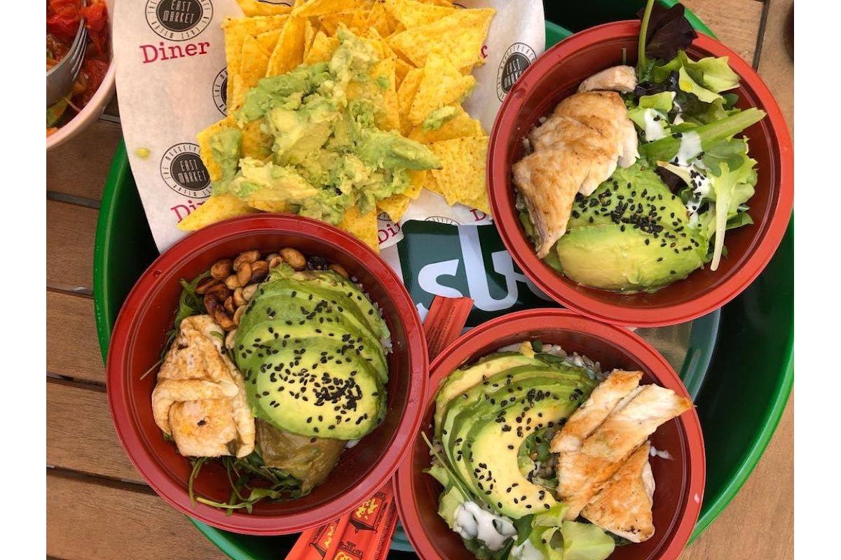Al via 5 Bowls, un nuovo goloso appuntamento da East Market Diner a Lambrate