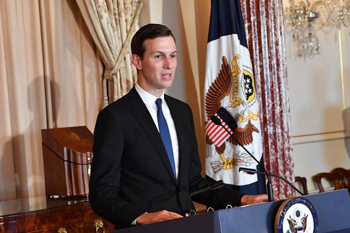 Kushner svela il piano di pace degli Usa per risolvere il conflitto tra palestinesi ed israeliani