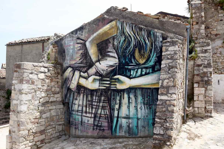 CVTà Street Fest 2019. La Street Art è di casa a Civitacampomarano