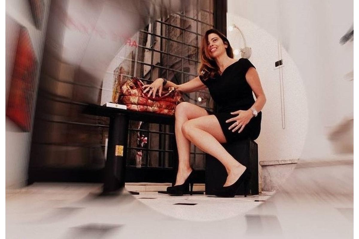 Milena Demartino espone in anteprima le nuove Milady Artist Bags