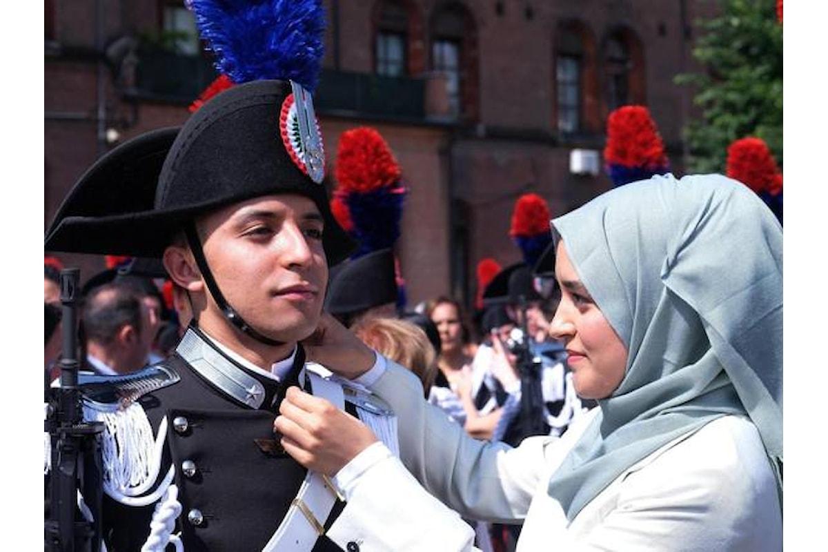 Bergamo: Badar è il primo carabiniere musulmano