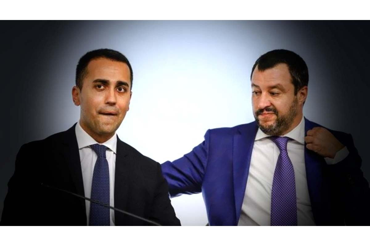 Salvini e Di Maio: Il governo deve andare avanti