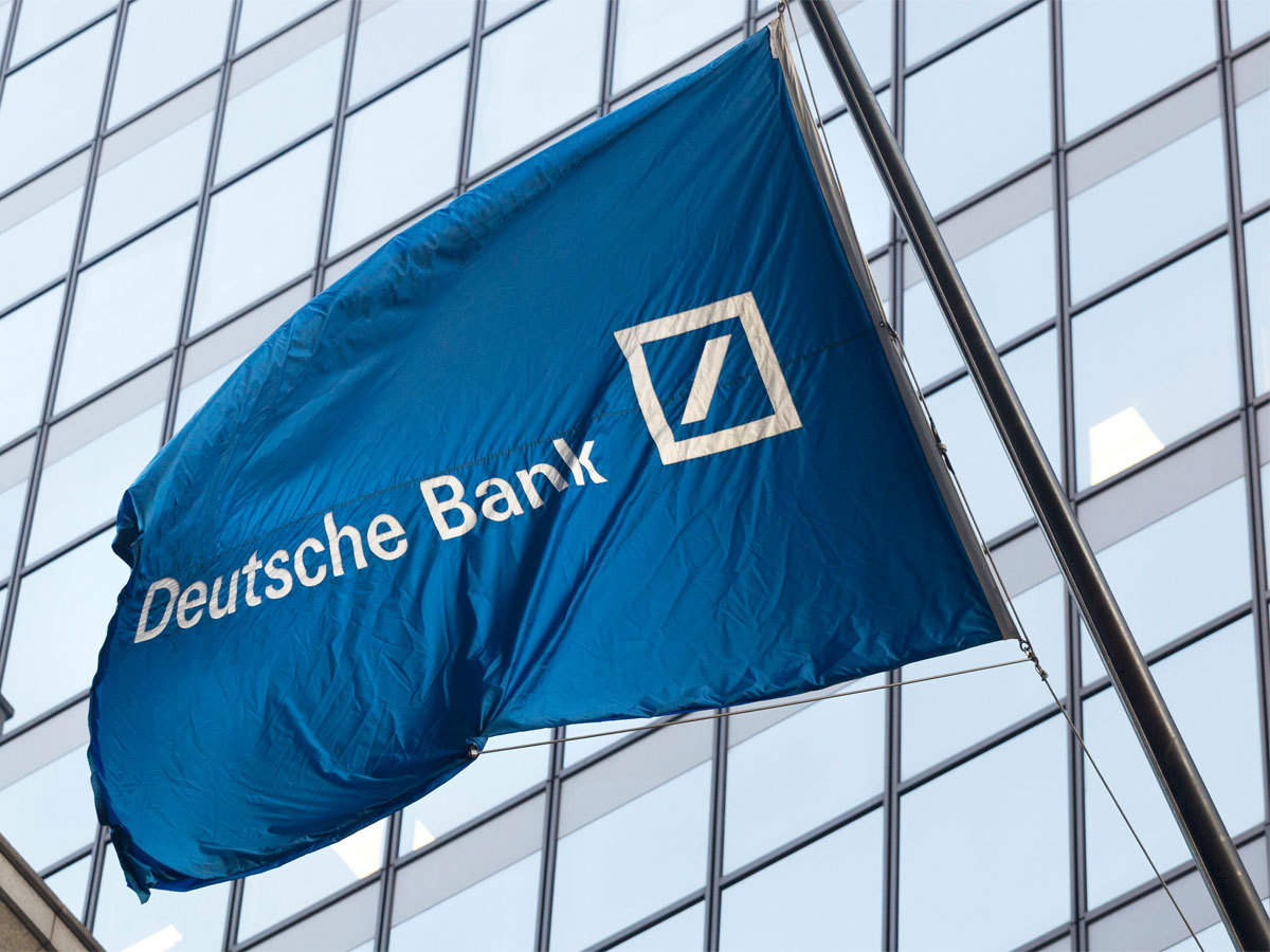 Mercato azionario, è cominciata malissimo la settimana di Deutsche Bank