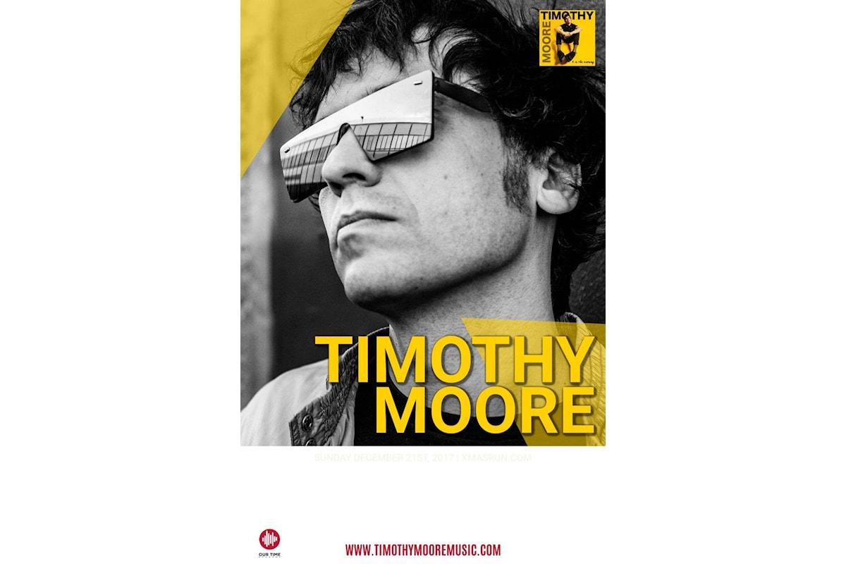 Timothy Moore, quattro date in Italia con la hit 5 in the morning