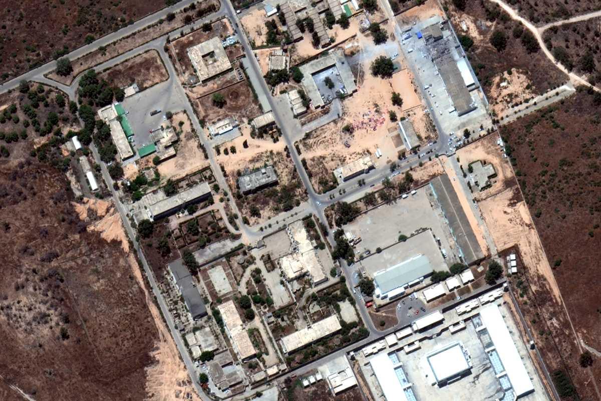 Il cordoglio per la strage di Tajoura
