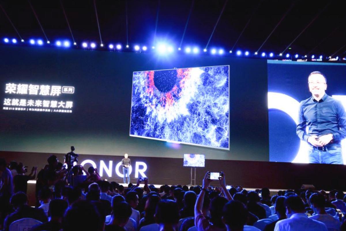 Sarà Honor Vision, smart tv di Honor, il primo prodotto ad utilizzare HarmonyOS di Huawei