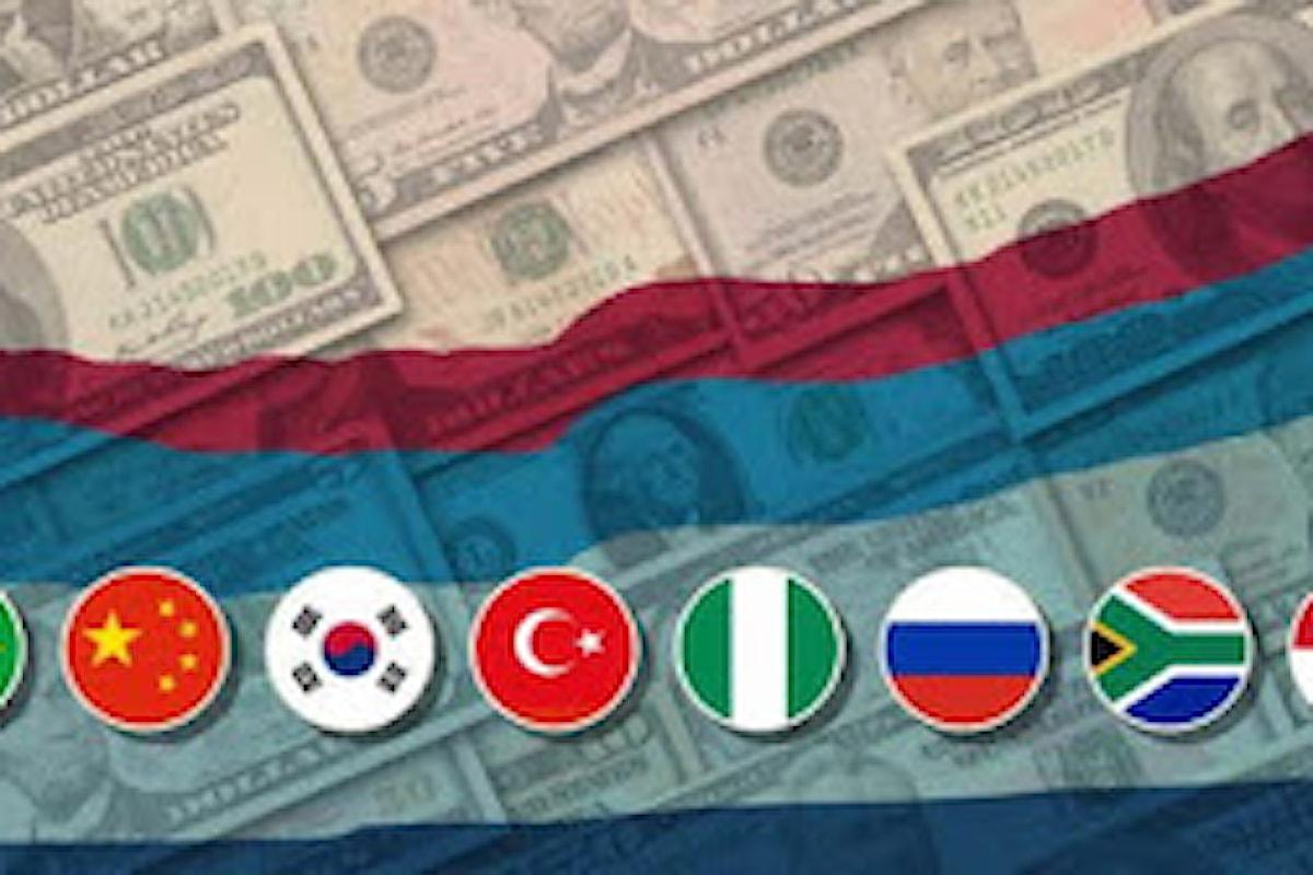 Dazi e conseguenze sull'economia dei paesi emergenti