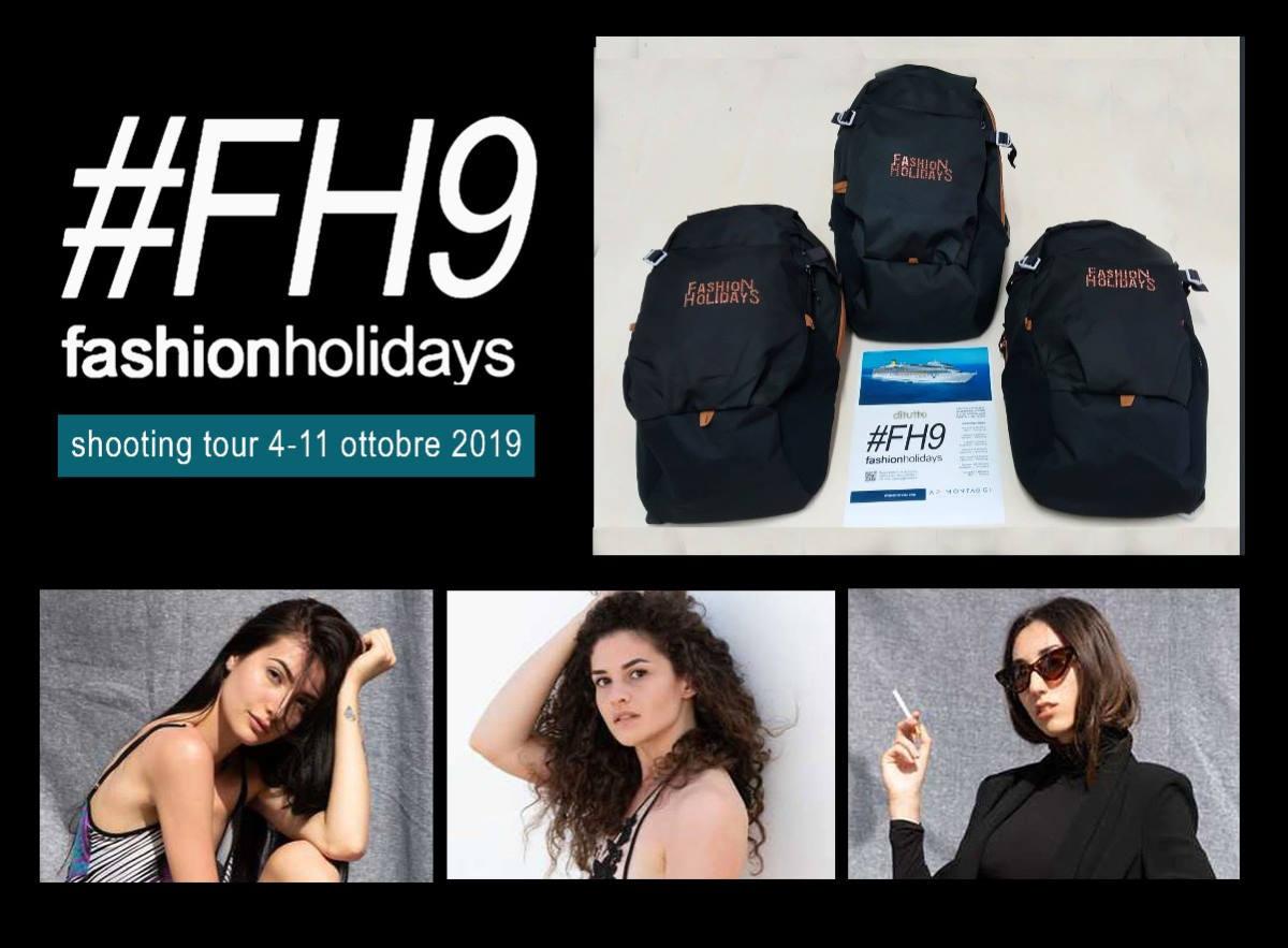 #FH9, prende il via da Bari il 4/10 lo shooting in tour ITALIA-GRECIA firmato DiTutto
