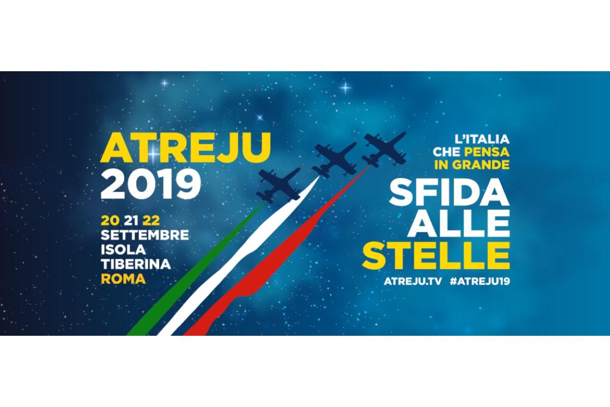 Dal 20 al 22 settembre a Roma la 22.esima edizione della Festa di Giorgia Meloni