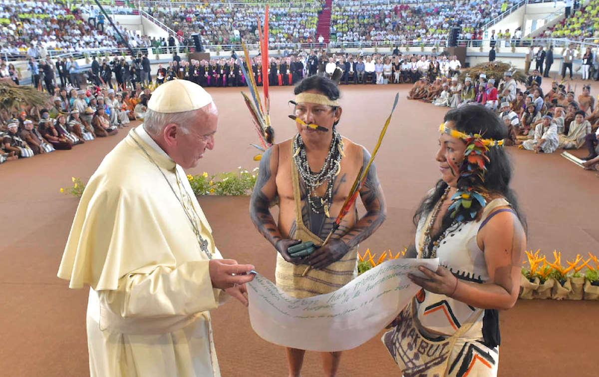 Il sinodo in Amazzonia, uno snodo cruciale per il papato di Francesco