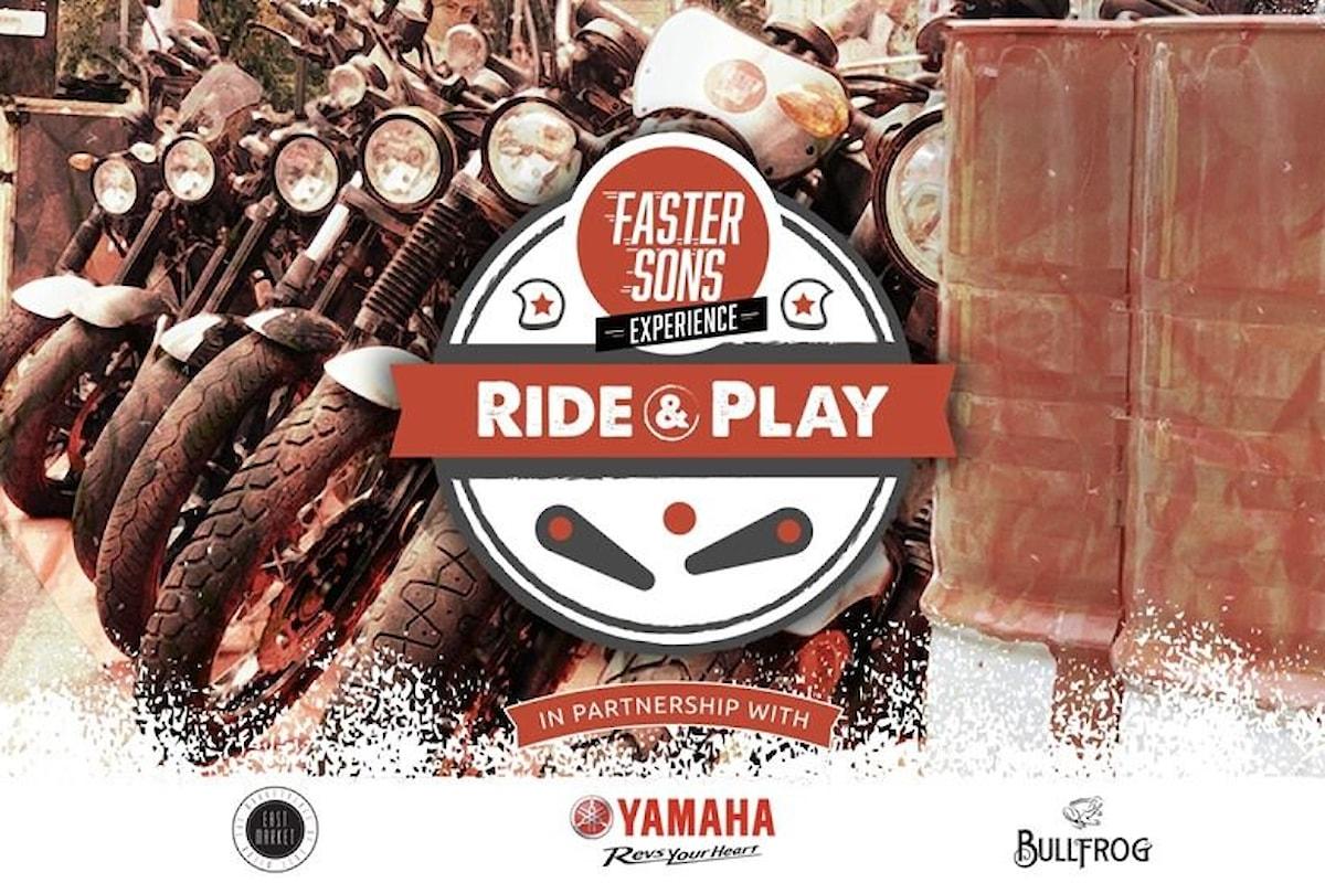 Faster Sons Experience – Ride & Play, da East Market Shop la Festa vintage tra moto e flipper