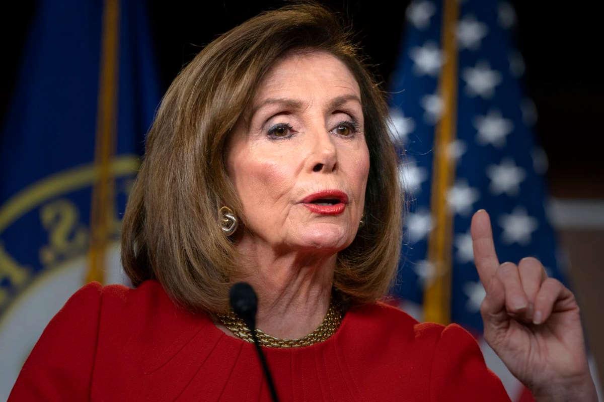 Nancy Pelosi: adesso sono in maggioranza gli americani che chiedono l'impeachment per Trump