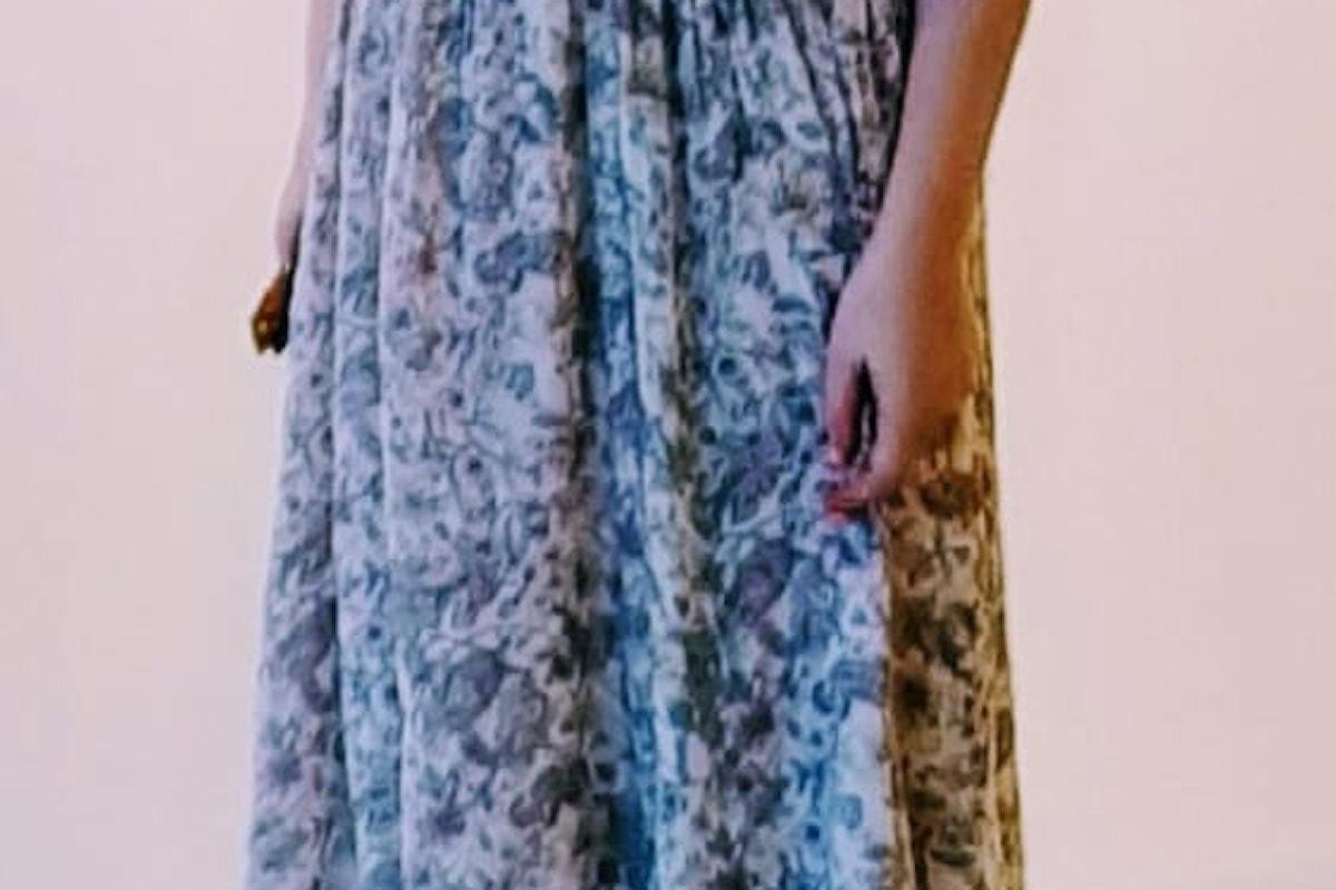 L'attrice Silvia Busacca dichiara: L'abito indossato al Venice film festival 76th e' del brand Mango