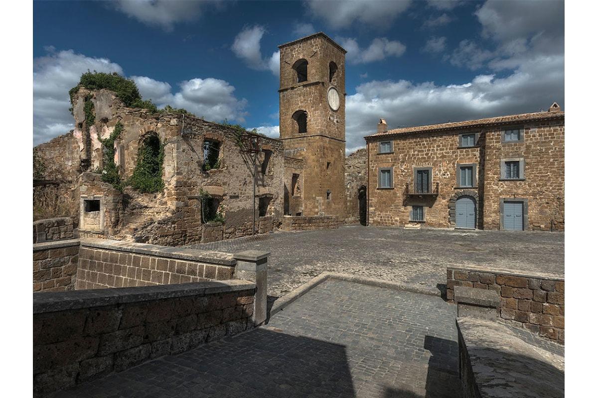 Per Telegraph Celleno (VT) fra i 25 borghi fantasma più belli d'Italia