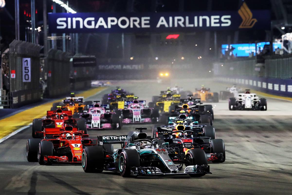 Formula 1, il 22 settembre il GP di Singapore: previsioni e appuntamenti in tv