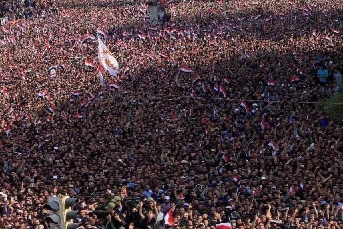 Da tre giorni va avanti una protesta in Iraq che ha causato 18 morti e centinaia di feriti