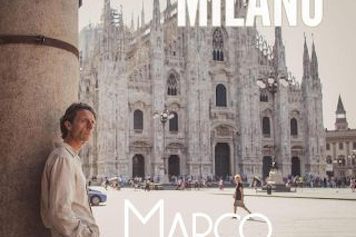 """MARCO AUGUSTO """"MILANO"""" è il nuovo singolo del cantautore italo-tedesco che omaggia la sua città d'origine"""