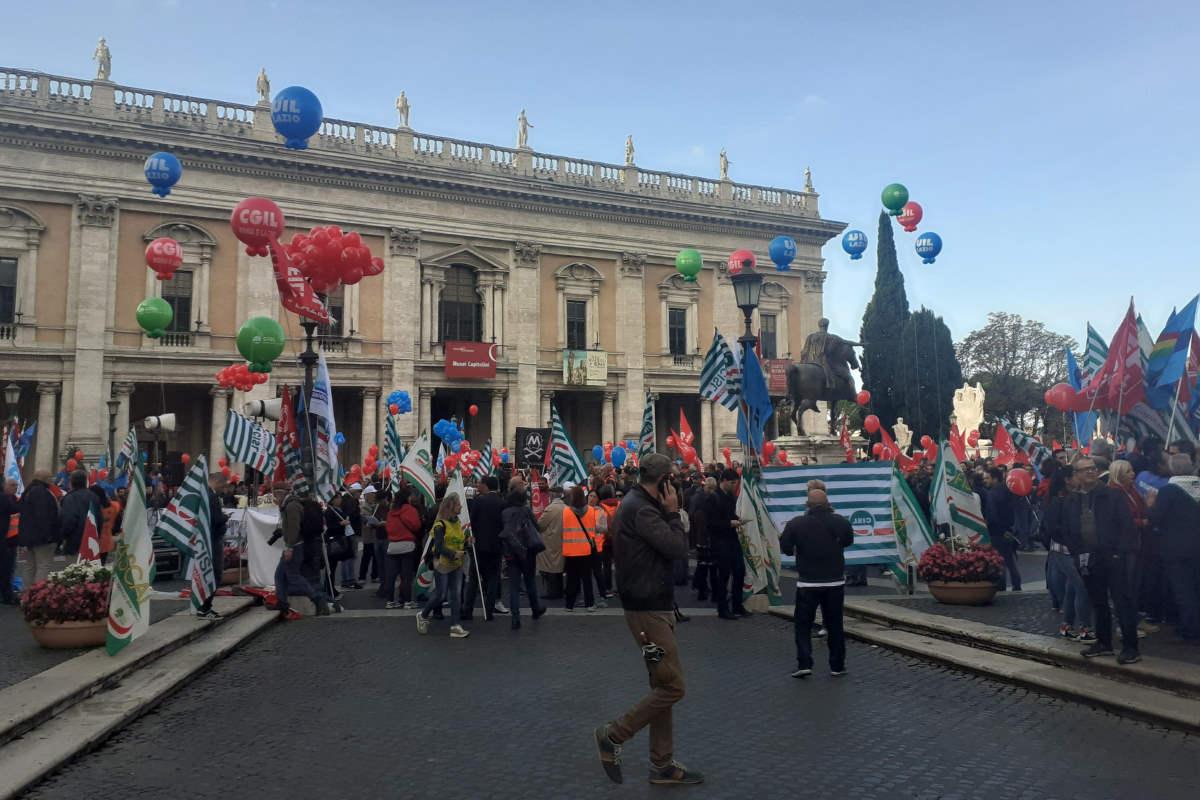 Successo dello sciopero del 25 ottobre dei servizi pubblici a Roma? Sì, no, forse...