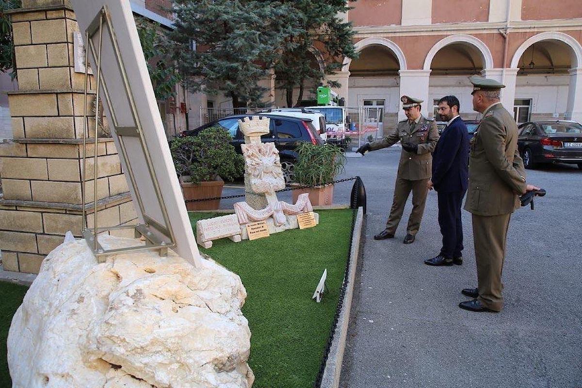 Bari, il sottosegretario Tofalo in visita ai reparti territoriali fattore di coesione tra popolazione e Forze Armate